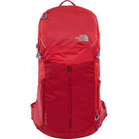 The North Face Litus 22-RC rugzak rood